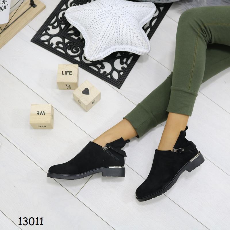 Женские демисезонные ботинки - Фото 4