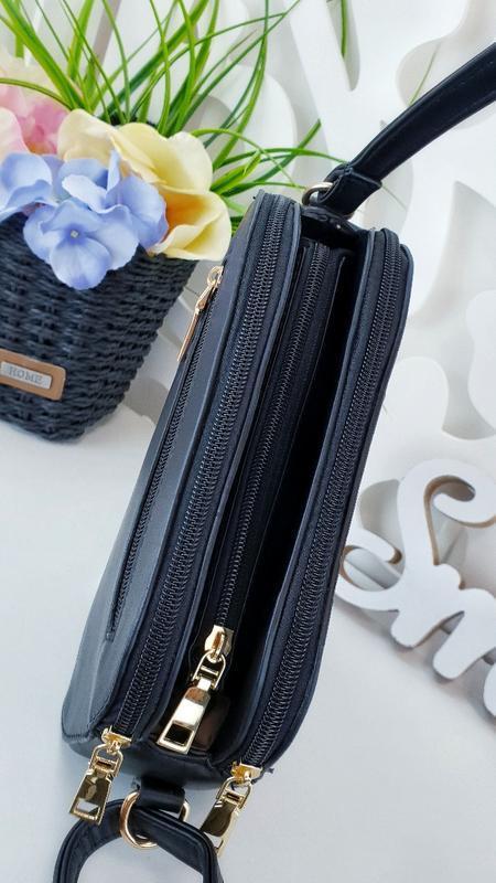 Женская сумка клатч - Фото 2