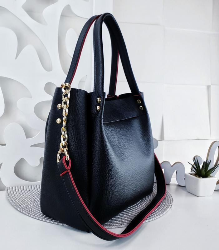 Женская сумка повседневная - Фото 4