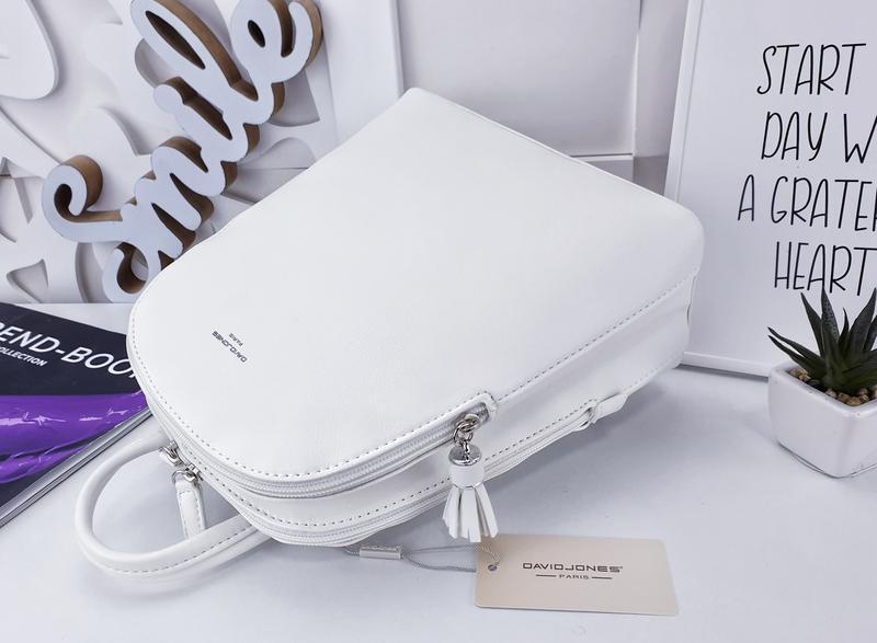 Рюкзак белый - Фото 2