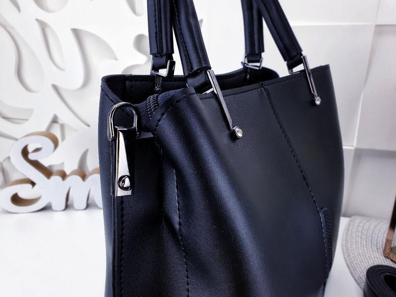 Классическая сумка женская - Фото 5