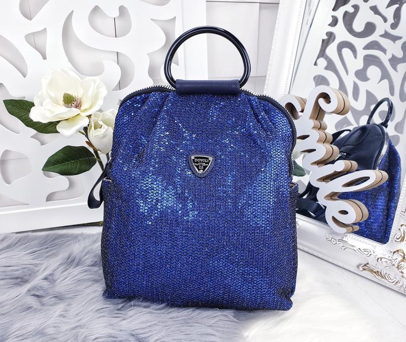 Сумка-рюкзак женский - Фото 2