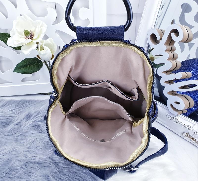 Сумка-рюкзак женский - Фото 3