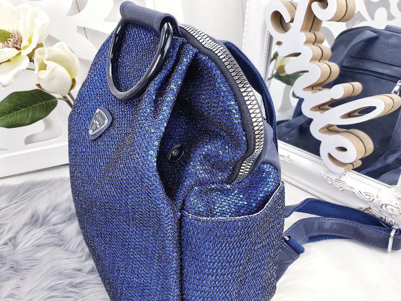 Сумка-рюкзак женский - Фото 4