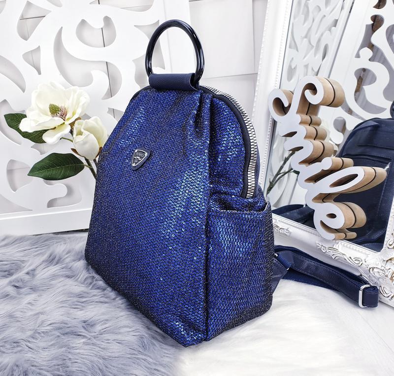 Сумка-рюкзак женский - Фото 5
