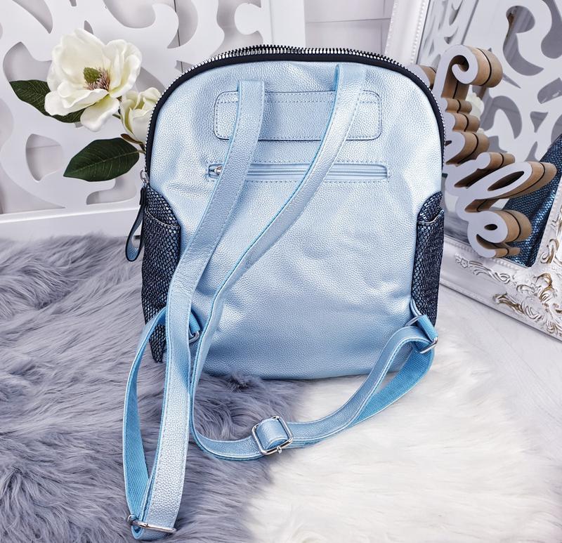 Сумка рюкзак женский - Фото 4