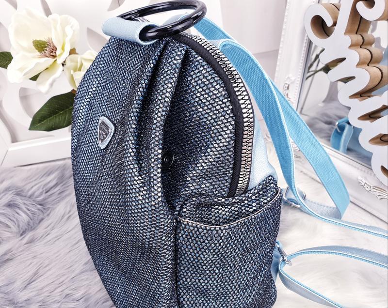 Сумка рюкзак женский - Фото 5