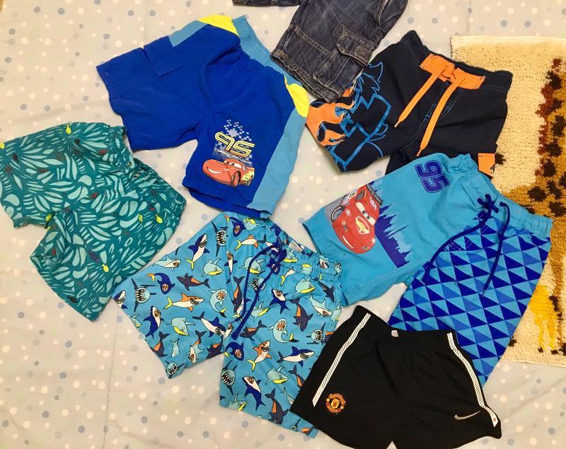 Детские футболки майки шорты 116-122см