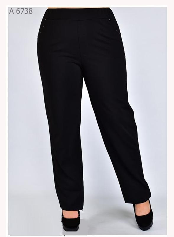 Удобные и красивые женские брюки