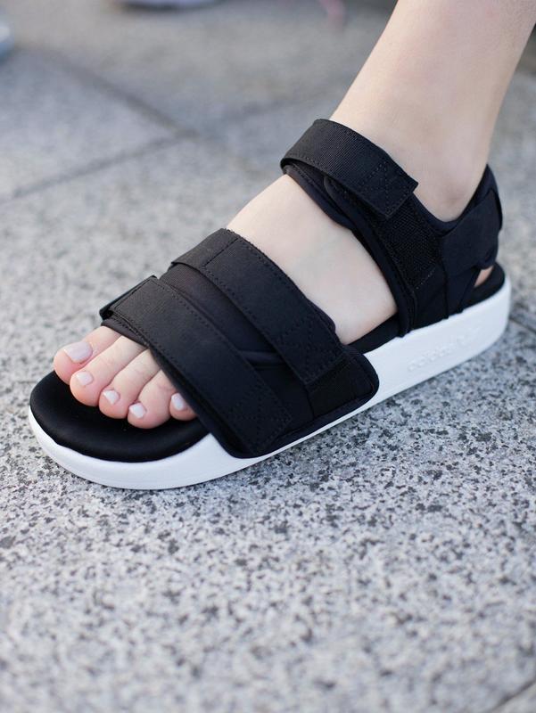 Босоніжки босоножки аdidas adilette sandals сандалі сандалии