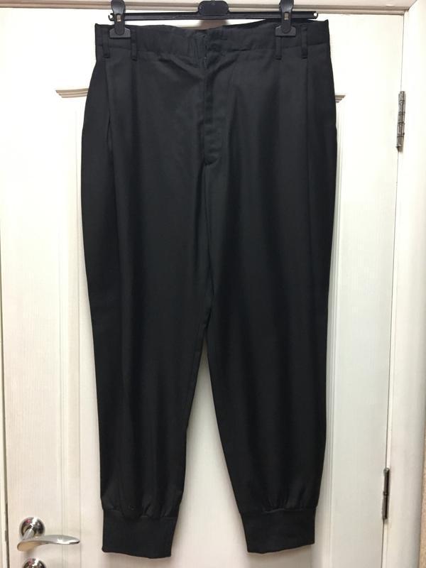 Мужские стильные черные брюки  antony morato код А 0019 - Фото 2
