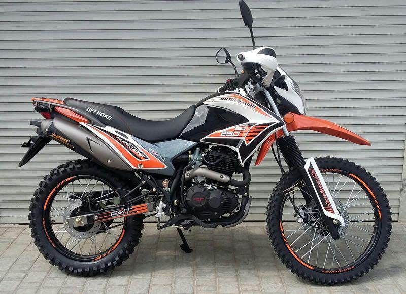 Новый мотоцикл эндуро MOTOLEADER-250! Акция!!! - Фото 6