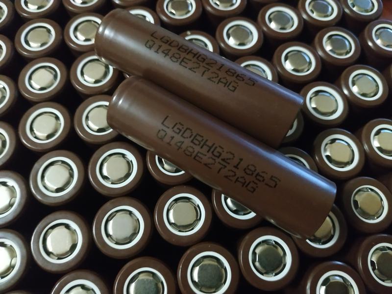 Высокотоковые аккумуляторы LG HG2 3000 mAh 20-35A 18650 Original - Фото 3