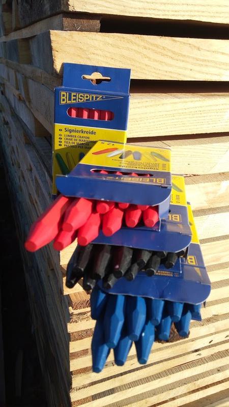 Крейда для маркування деревини Bleispitz