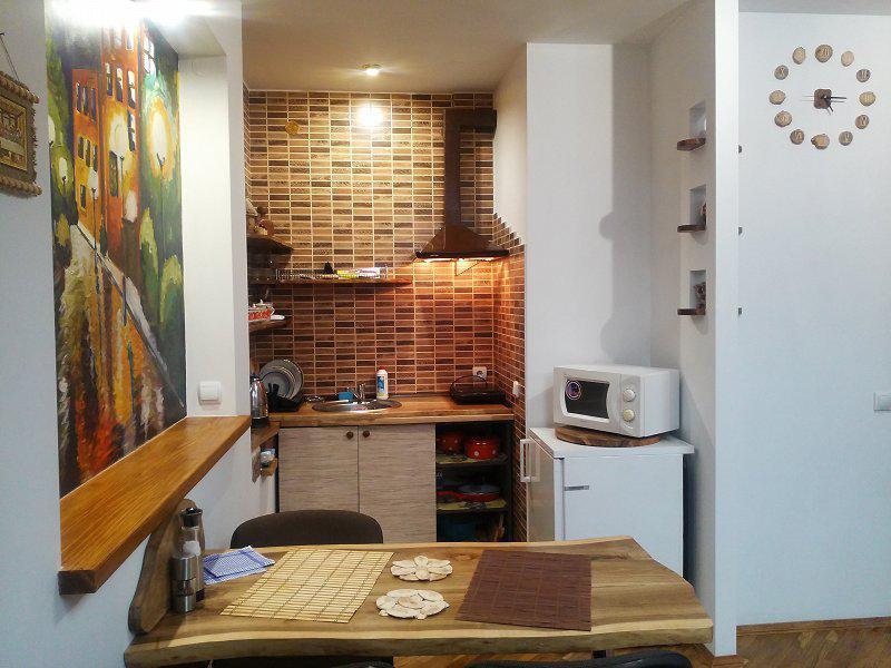 Трускавец. однокомнатная квартира-студия шале-2 с парковкой - Фото 3