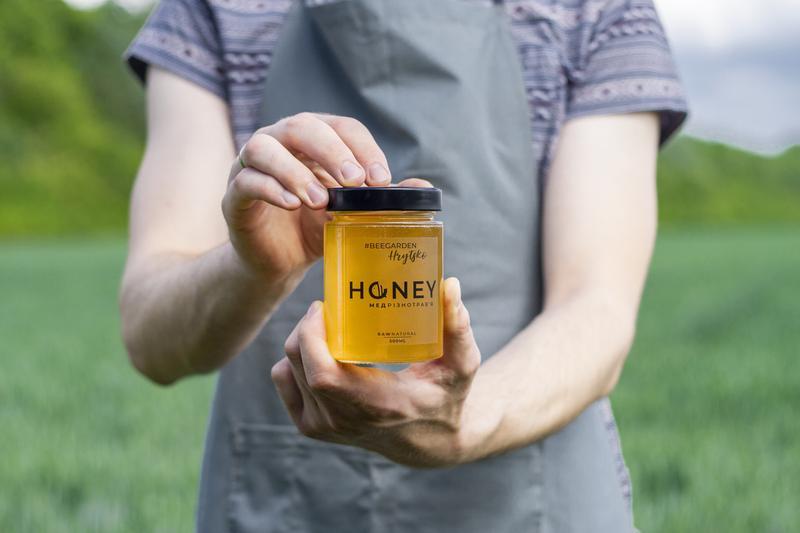 Натуральний мед