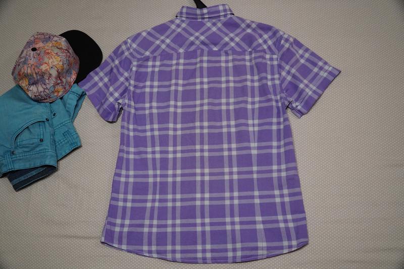 Рубашка с коротким рукавом o'stin - Фото 4