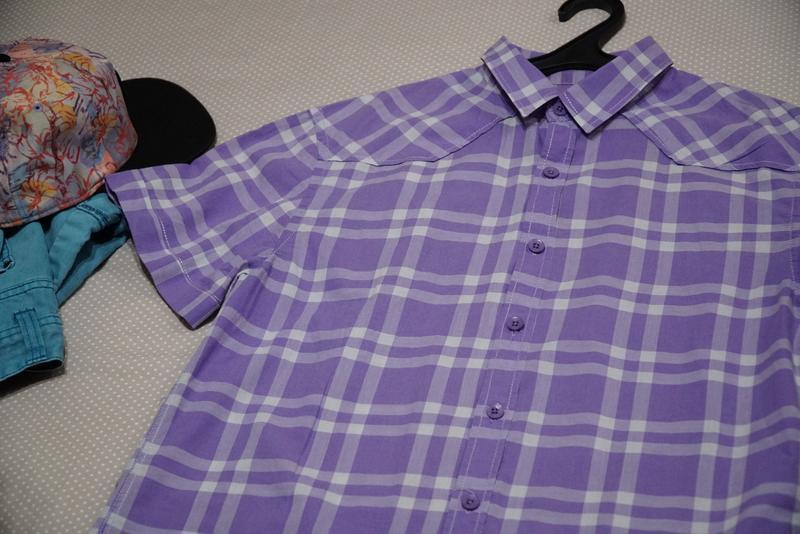 Рубашка с коротким рукавом o'stin - Фото 5
