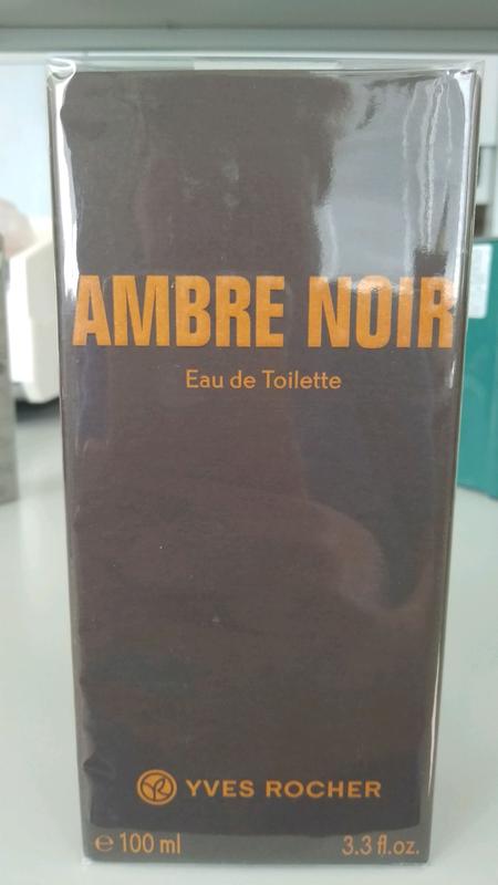 Мужская туалетная вода Ambre Noir 100 мл