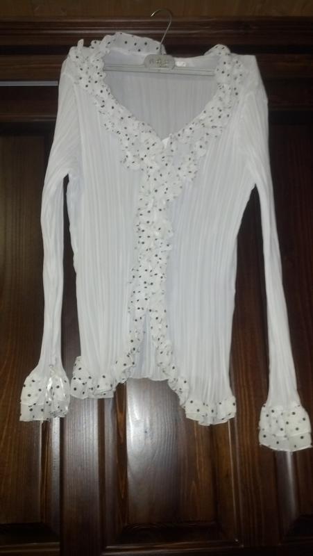 Шыкарная легкая блузка