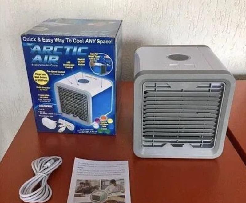Портативный Мини Кондиционер Arctic Air охладитель воздуха - Фото 4