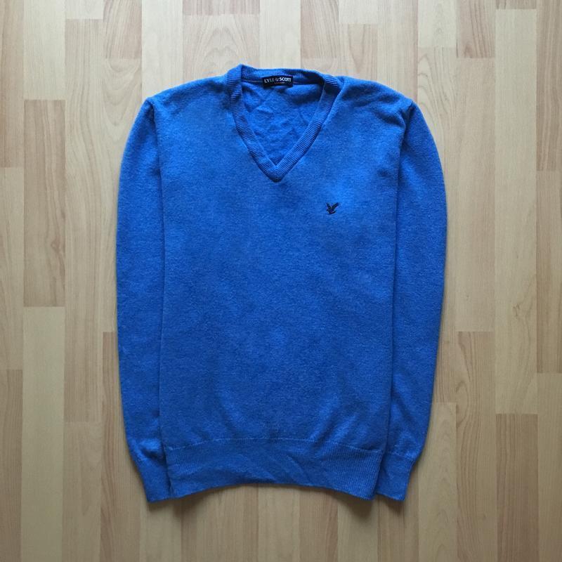 Чоловічий светр lyle&scott
