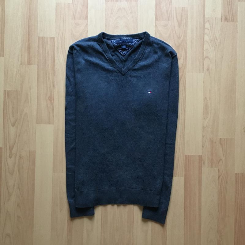 Чоловічий светр tommy hilfiger