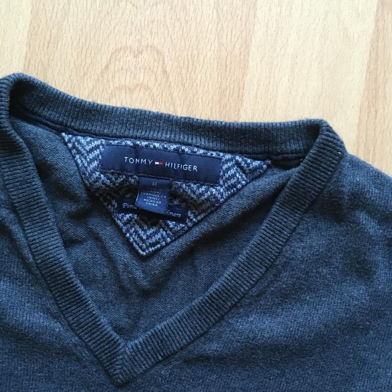 Чоловічий светр tommy hilfiger - Фото 3