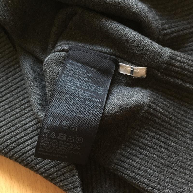 Чоловічий светр tommy hilfiger - Фото 5
