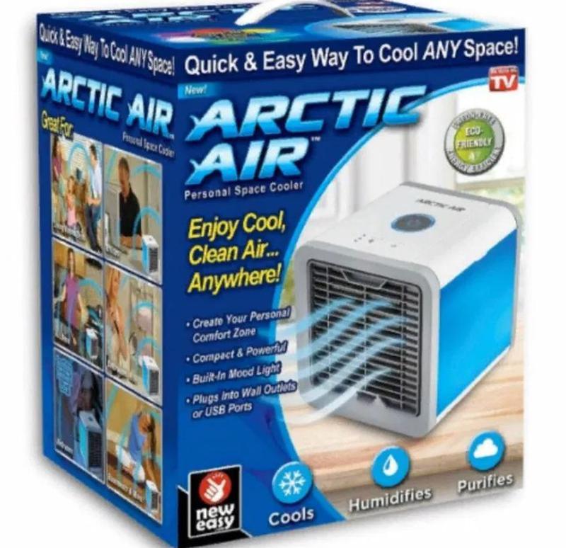 Arctic Air Портативный Мини Кондиционер охладитель воздуха. Киев - Фото 9