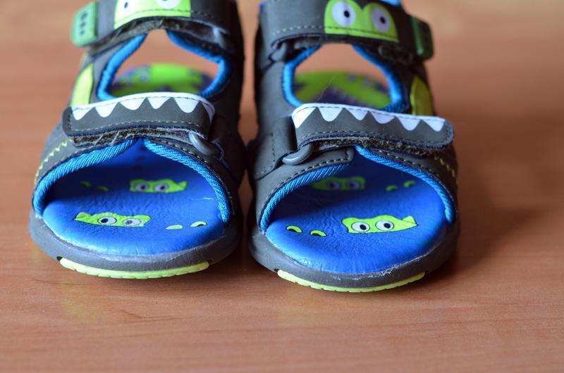 Босоножки (сандали) Nutmeg, (р. 25) - Фото 4