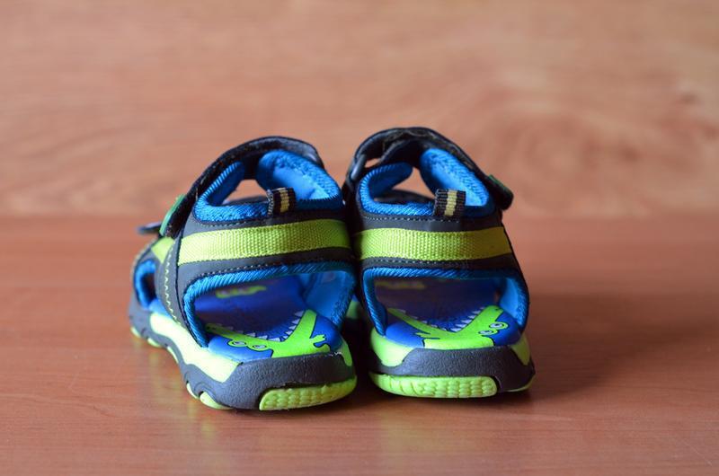 Босоножки (сандали) Nutmeg, (р. 25) - Фото 5