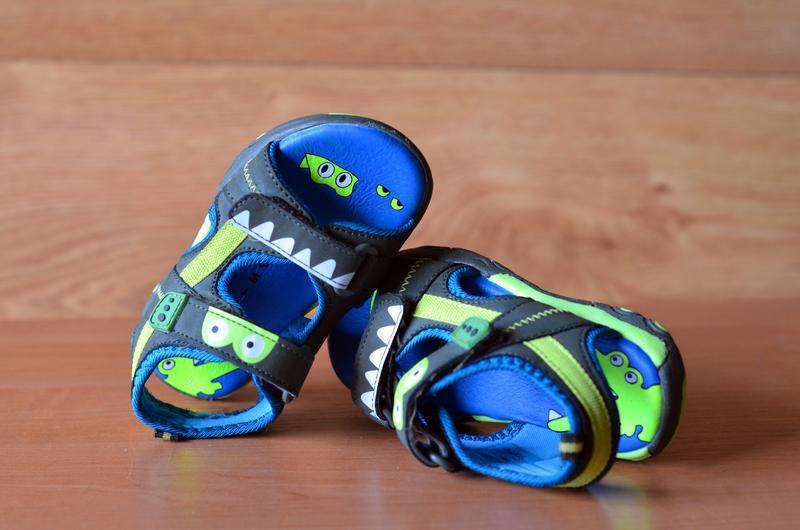 Босоножки (сандали) Nutmeg, (р. 25) - Фото 6