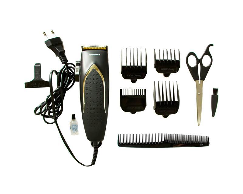 Машинка для стрижки волос GM 809 - Фото 4
