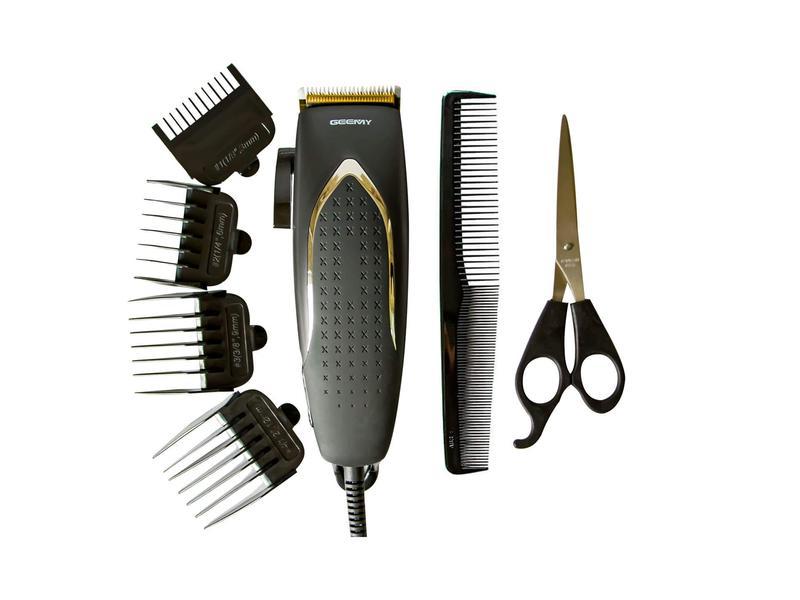 Машинка для стрижки волос GM 809 - Фото 5