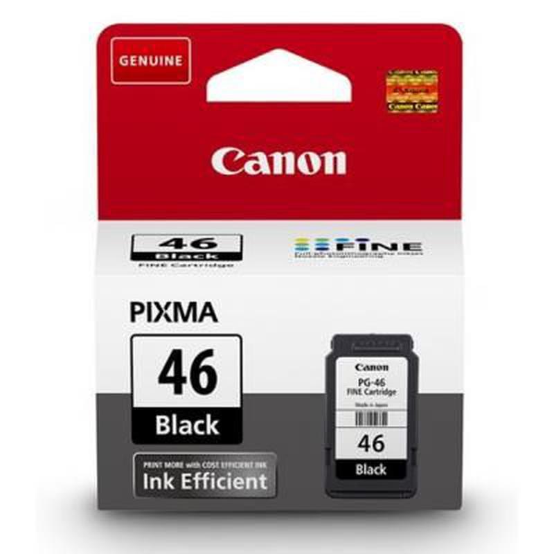 Картридж Canon PG-46 Черный E404/414/464/474/484 (9059B001)