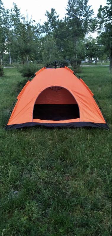 Палатка туристическая автоматическая. Палатка автомат - Фото 2