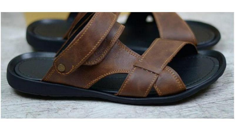 Кожаные сандалии трансформеры 40-45 - Фото 2