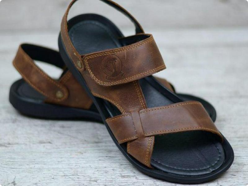 Кожаные сандалии трансформеры 40-45 - Фото 3
