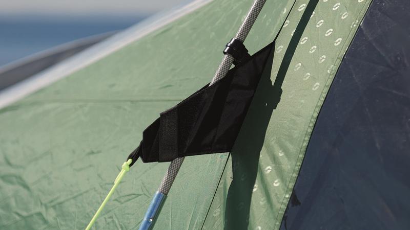 Пятиместная кемпинговая палатка Outwell Collingwood 5 - Фото 3
