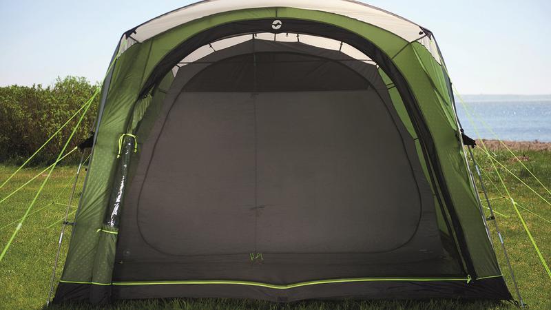 Пятиместная кемпинговая палатка Outwell Collingwood 5 - Фото 4