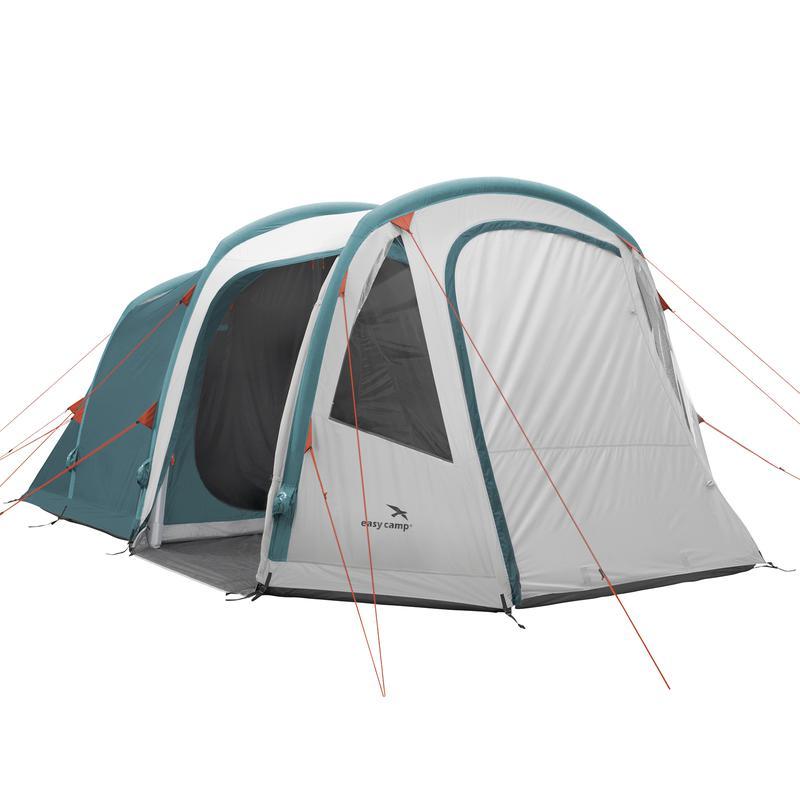 Пятиместная Палатка С Надувным Каркасом Easy Camp Base Air 500 - Фото 2
