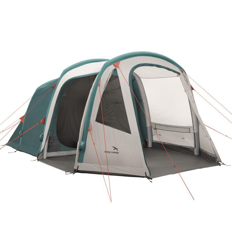 Пятиместная Палатка С Надувным Каркасом Easy Camp Base Air 500
