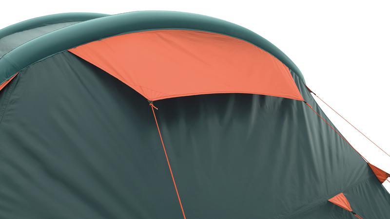 Пятиместная Палатка С Надувным Каркасом Easy Camp Base Air 500 - Фото 4