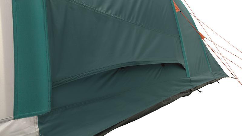 Пятиместная Палатка С Надувным Каркасом Easy Camp Base Air 500 - Фото 5