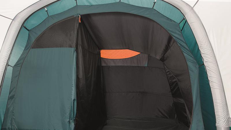 Пятиместная Палатка С Надувным Каркасом Easy Camp Base Air 500 - Фото 6