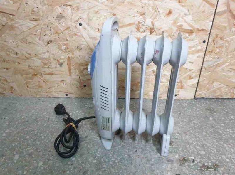 Масляный радиатор Elenberg HSM-0560 - Фото 2