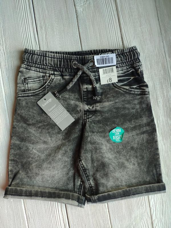 Шорты джинсовые george