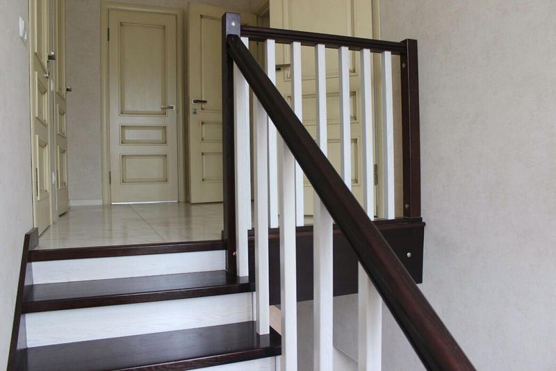 Монтаж деревянной лестницы, изготовление ,реставрация .Опыт работ - Фото 2