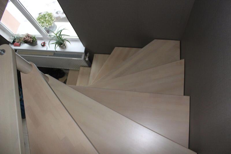 Монтаж деревянной лестницы, изготовление ,реставрация .Опыт работ - Фото 20